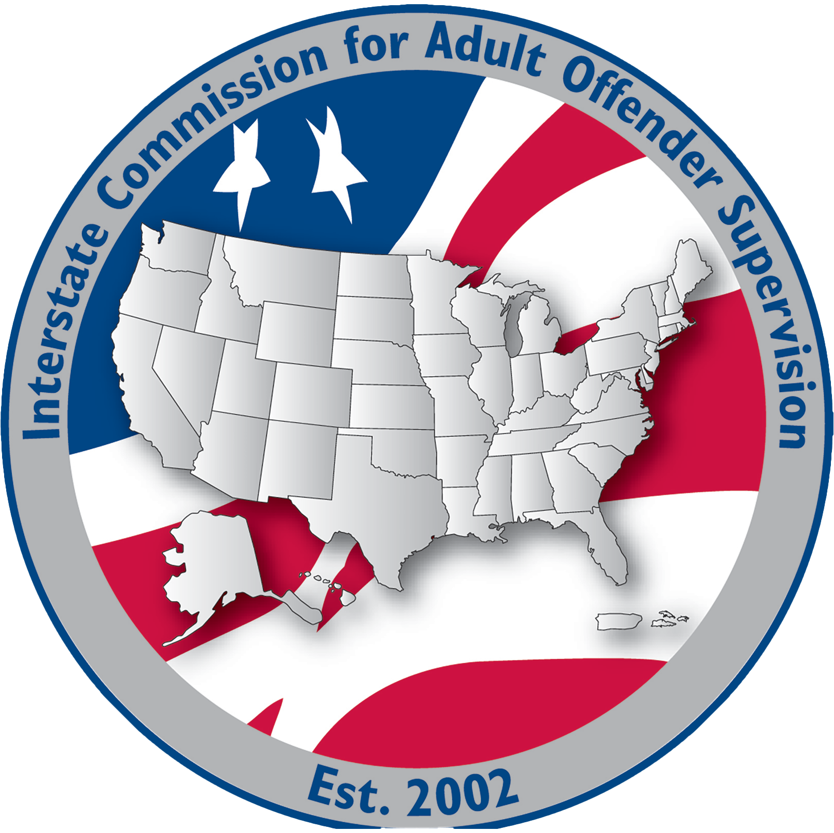 Interstate Commission for Adult Offender Supervision, Est. 2002
